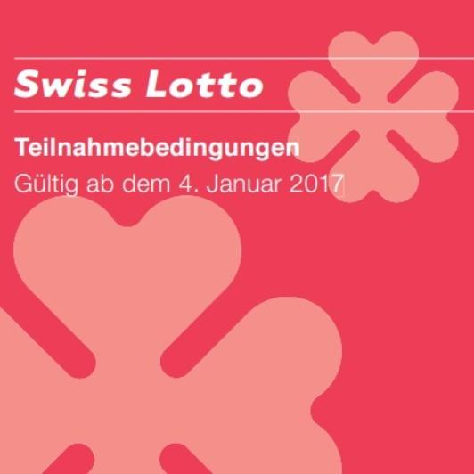 Swiss Lotto Wann Ziehung